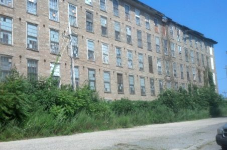 Fall River, MA Knitting Mill 1